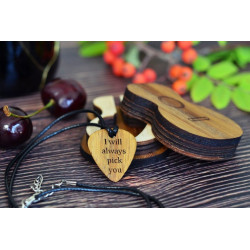 Personalized Guitar Pick...